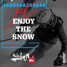 ENJOY THE SNOW